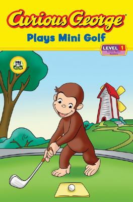 Curious George Plays Mini Golf By Sacks, Marcy Goldberg (ADP)