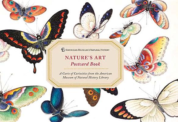 Amnh Nature's Art Postcard Book By Wilson, Alexander (CON)/ American Museum of Natural History (COR)